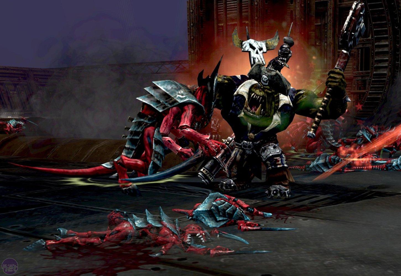 Relic dice que le gustaría trabajar en un nuevo Dawn of War [FOR THE EMPEROR!]