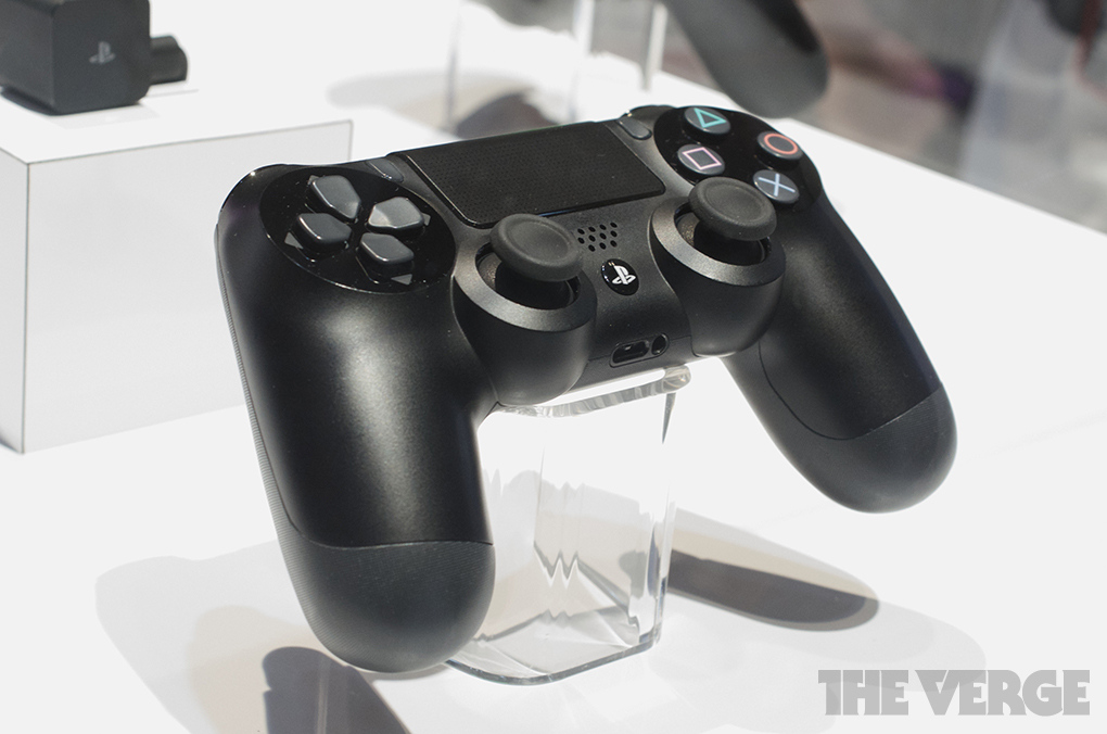 Sony muestra su Dualshock 4 en video [LE FILET]