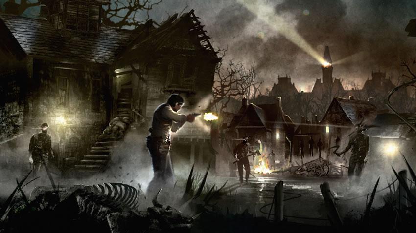 The Evil Within se pone en la fila de juegos que nos quitaran el sueño [Anuncios]
