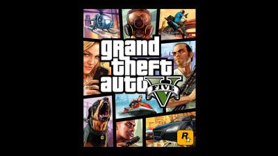 GTA V Packshot