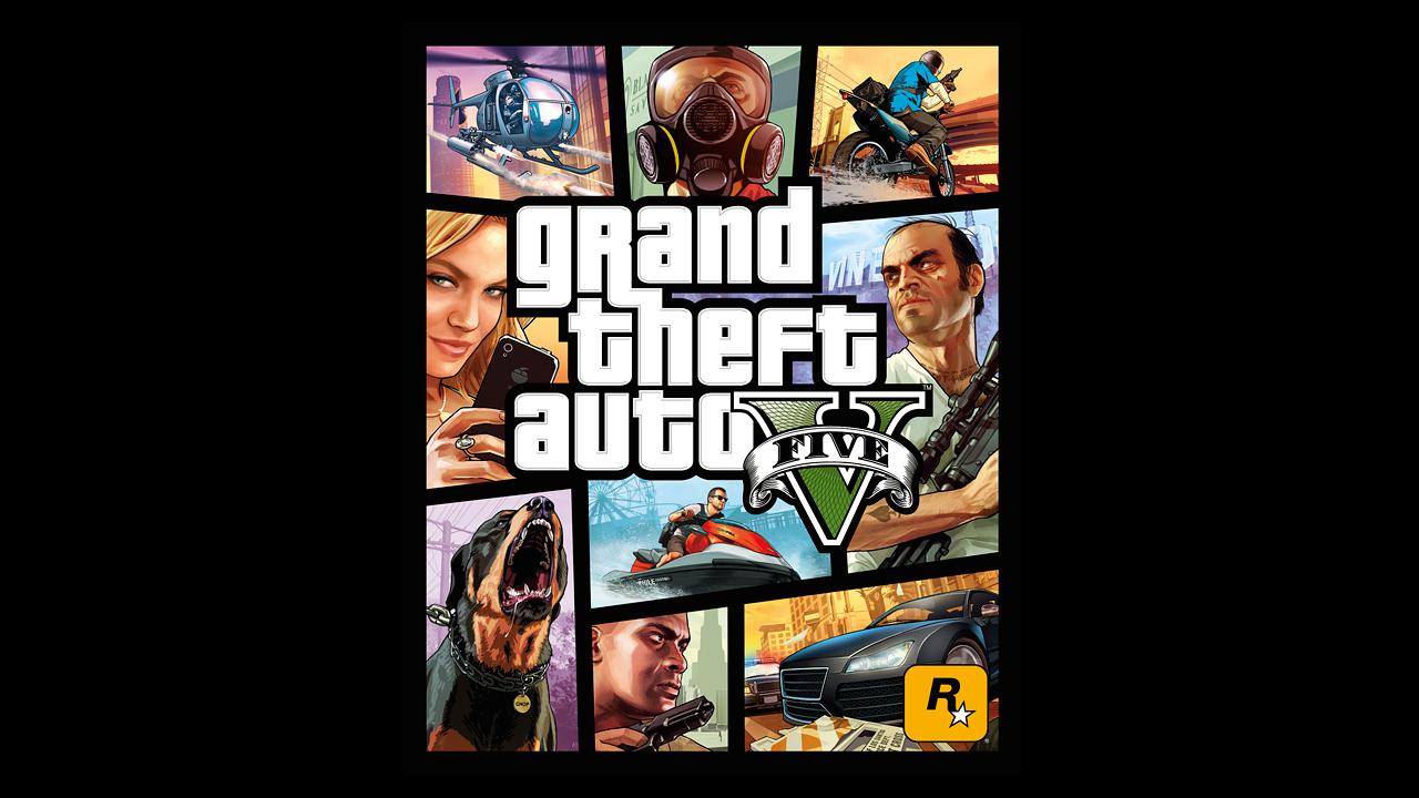 Rockstar publica la carátula de Grand Theft Auto V [Screens]