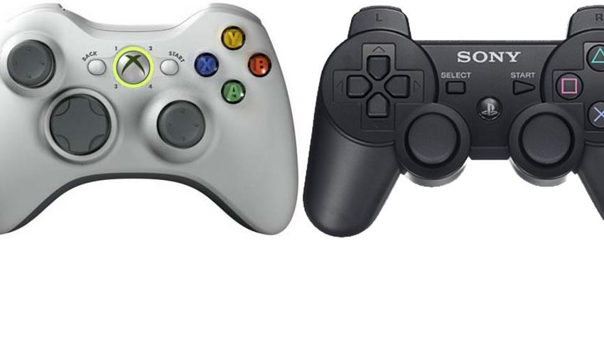 Versus: ¿Cual control es mejor, el de Xbox 360 o el de PS3? [13]