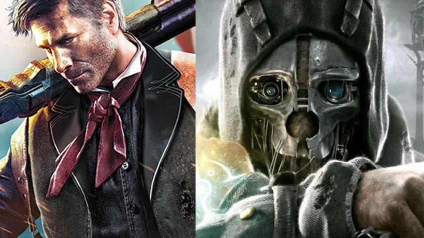 Versus: ¿Cual es mejor Bioshock Infinite o Dishonored? [12]