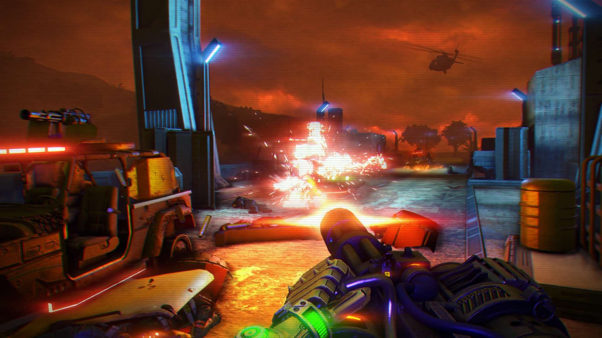 LagZero Analiza: FarCry 3 Blood Dragon [bloody review]