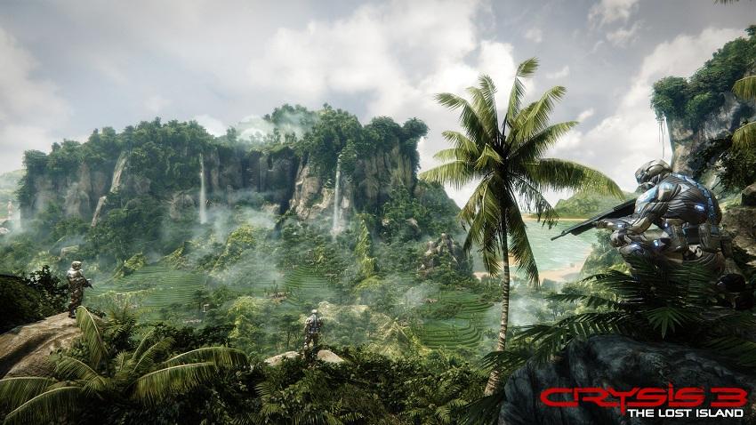 The Lost Island, el nuevo DLC de Crysis 3