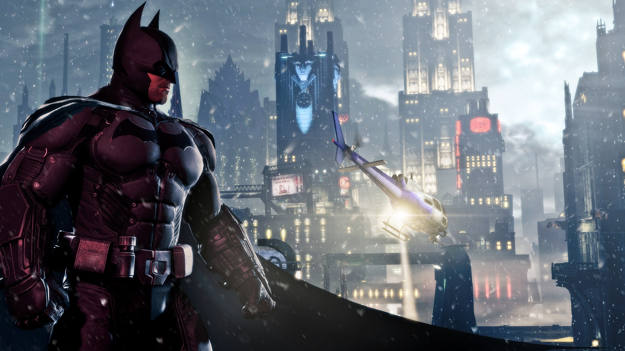 Llega el trailer debut de Batman: Arkham Origins [Vídeo]