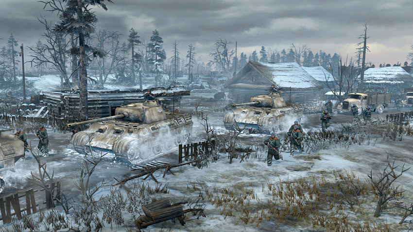 Company of Heroes 2 - Above The Battlefield [VIDEO]