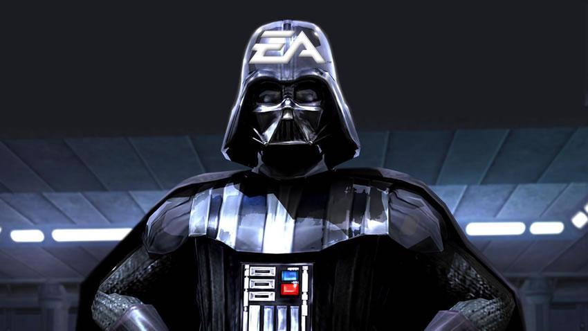 EA Games asegura una licencia exclusiva para producir juegos de Star Wars