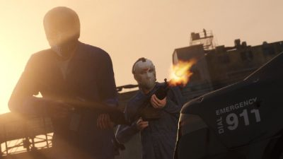 Rockstar publica 20 nuevas screenshots de GTA V [Screens]