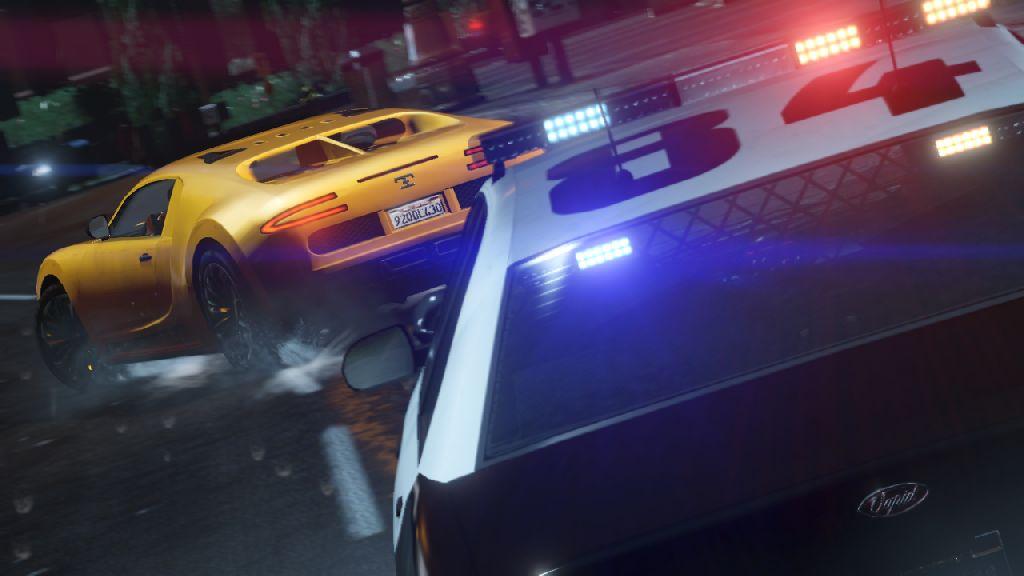 Los fails más geniales en persecuciones policiales de GTA V [Video]