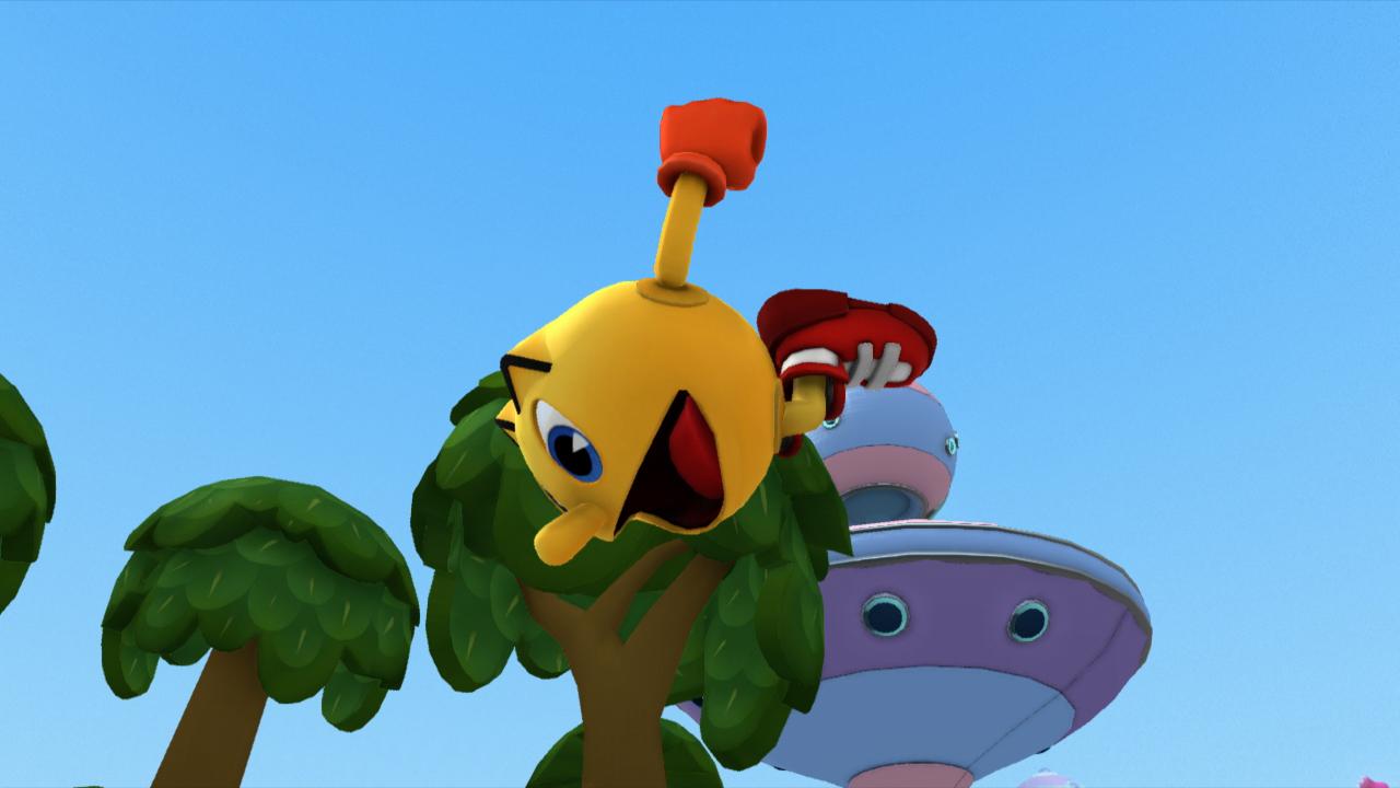 Anunciado Pac Man and the Ghostly Adventures, ¿Que paso Pac-Man?, antes eras tan chevere
