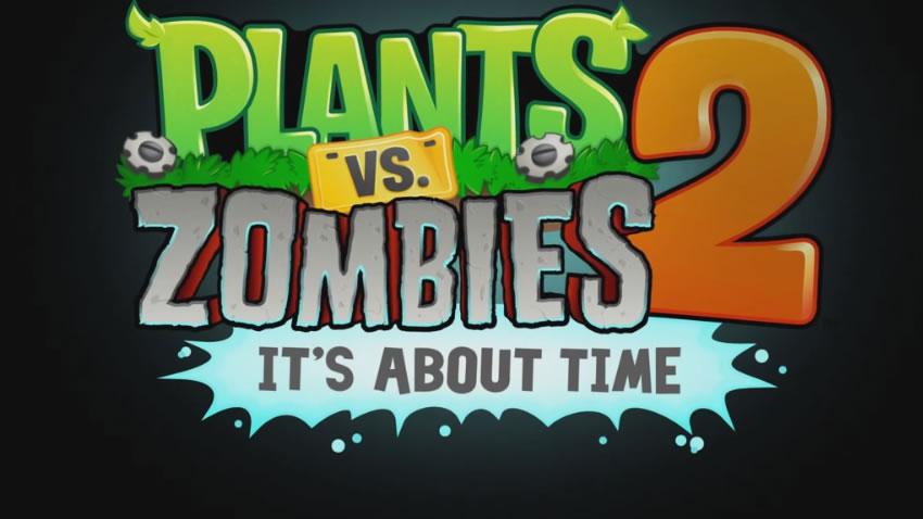 Ya era Hora, Plants Vs Zombies 2 tiene fecha de salida [Vídeo]