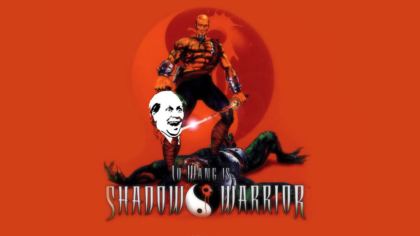 ¿Quien quiere un poco de Wang? Shadow Warrior gratis en Steam [It's Free]