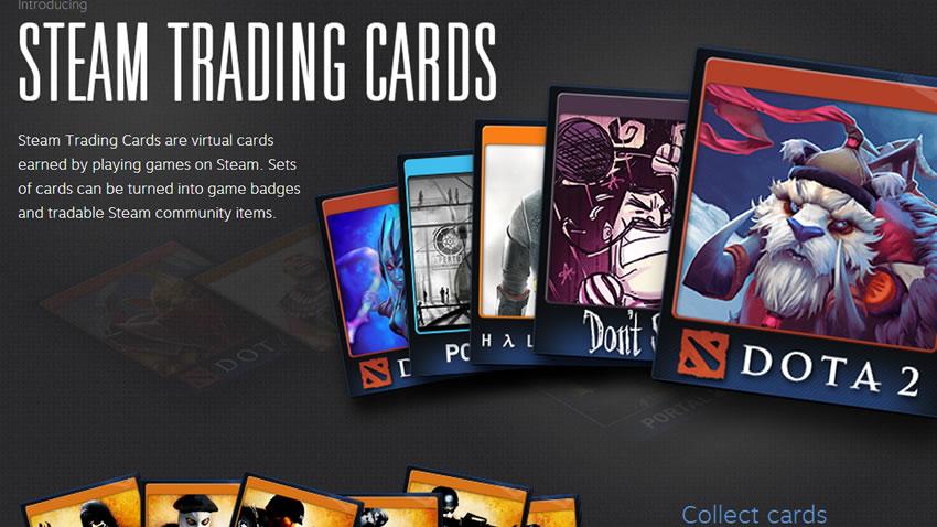 Steam evoluciona los logros con... ¿cartas coleccionables?
