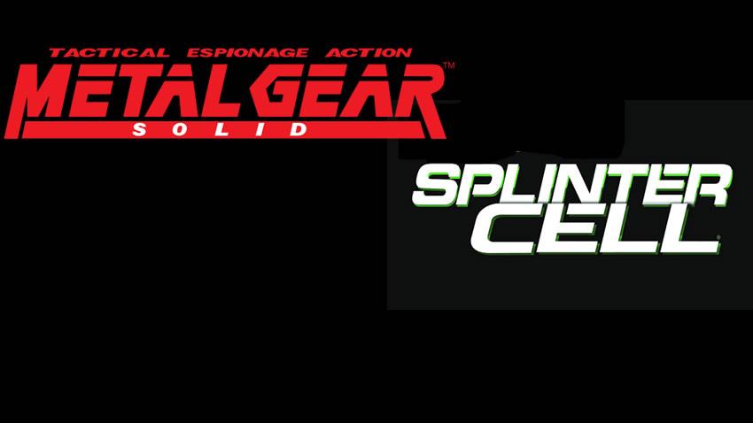 Versus: ¿Cual franquicia crees que es mejor: Metal Gear Solid o Splinter Cell?