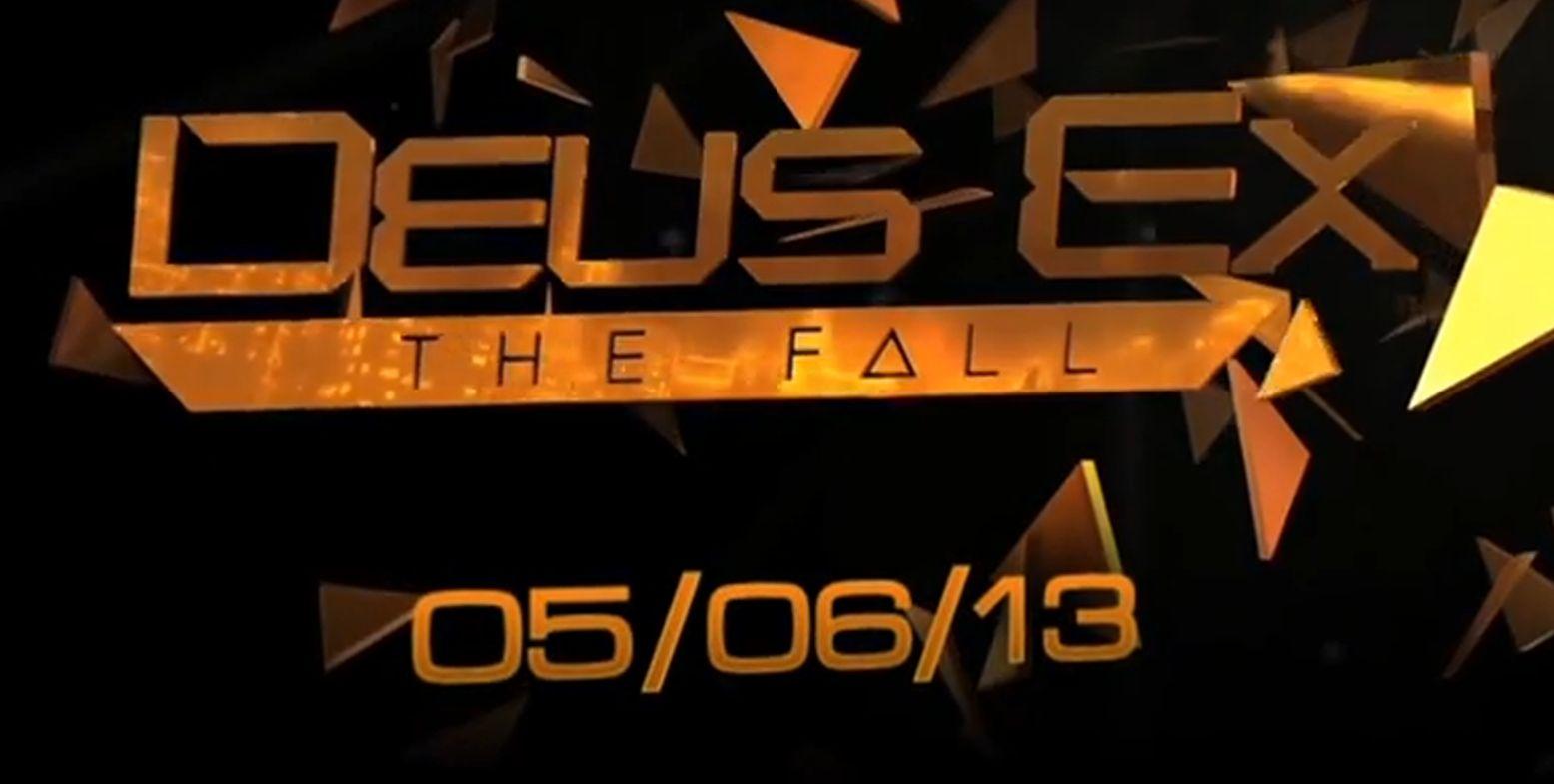 ¿Estas listo para comenzar? Eidos nos prepara para Deus Ex: The Fall [Teaser]