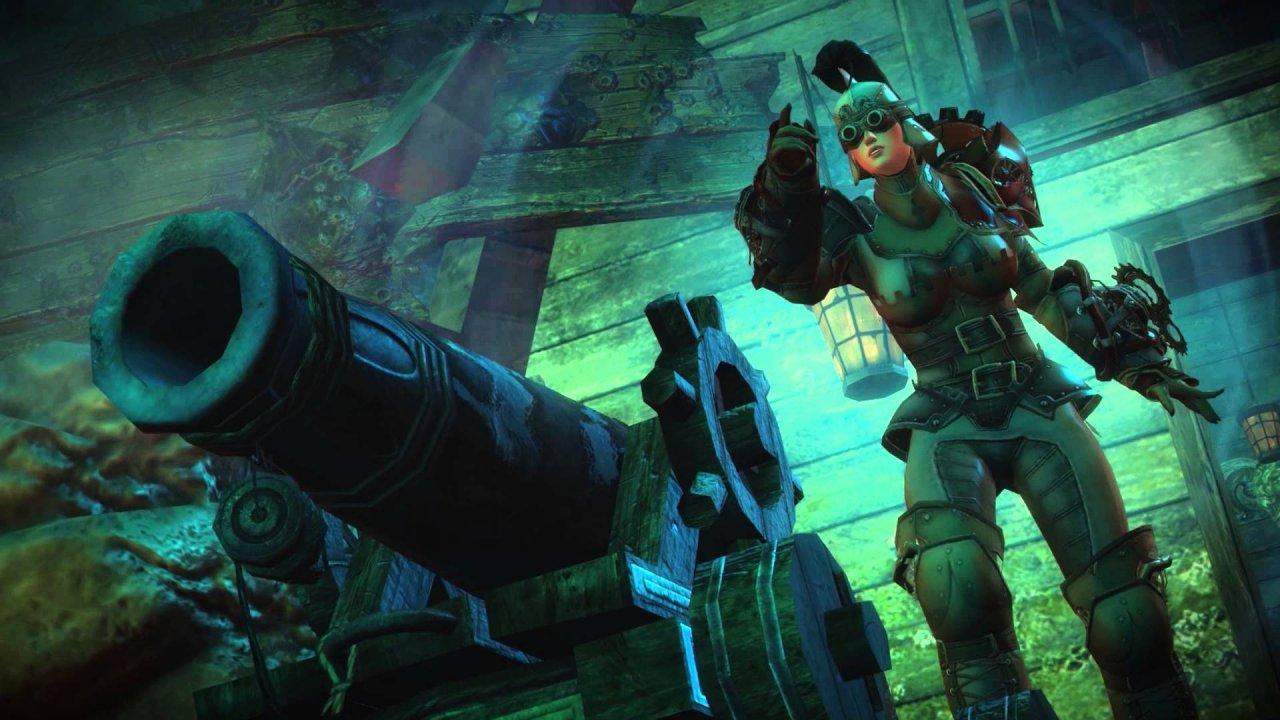 Los Sky Pirates de Tyria llegan a Guild War 2 en la nueva actualización del juego [video]