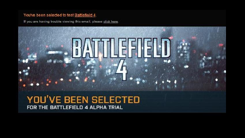 Battlefield 4 comenzó su fase Alfa. [SCREENSHOTS]