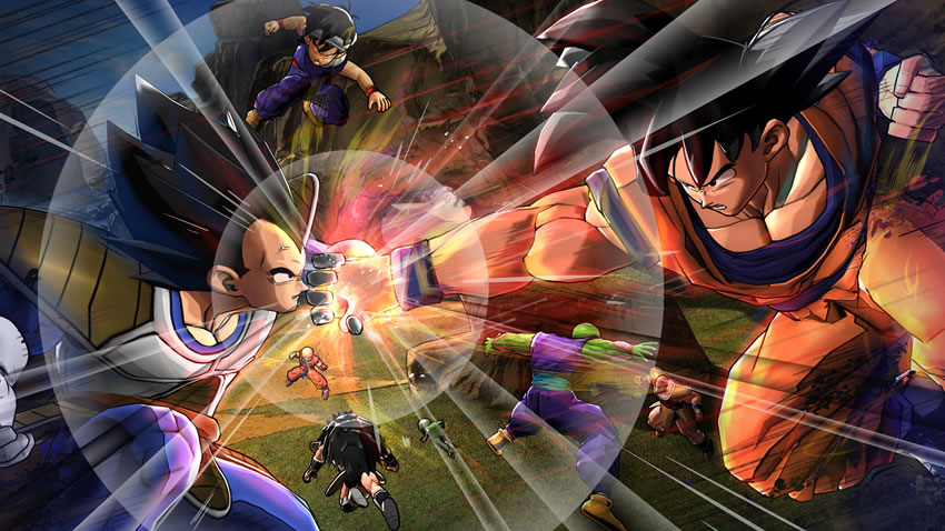 Bombardeo de monos chinos, Trailers de Dragon Ball Z: Battle of Z y Saint Seiya: Brave Soldiers [Vídeos]