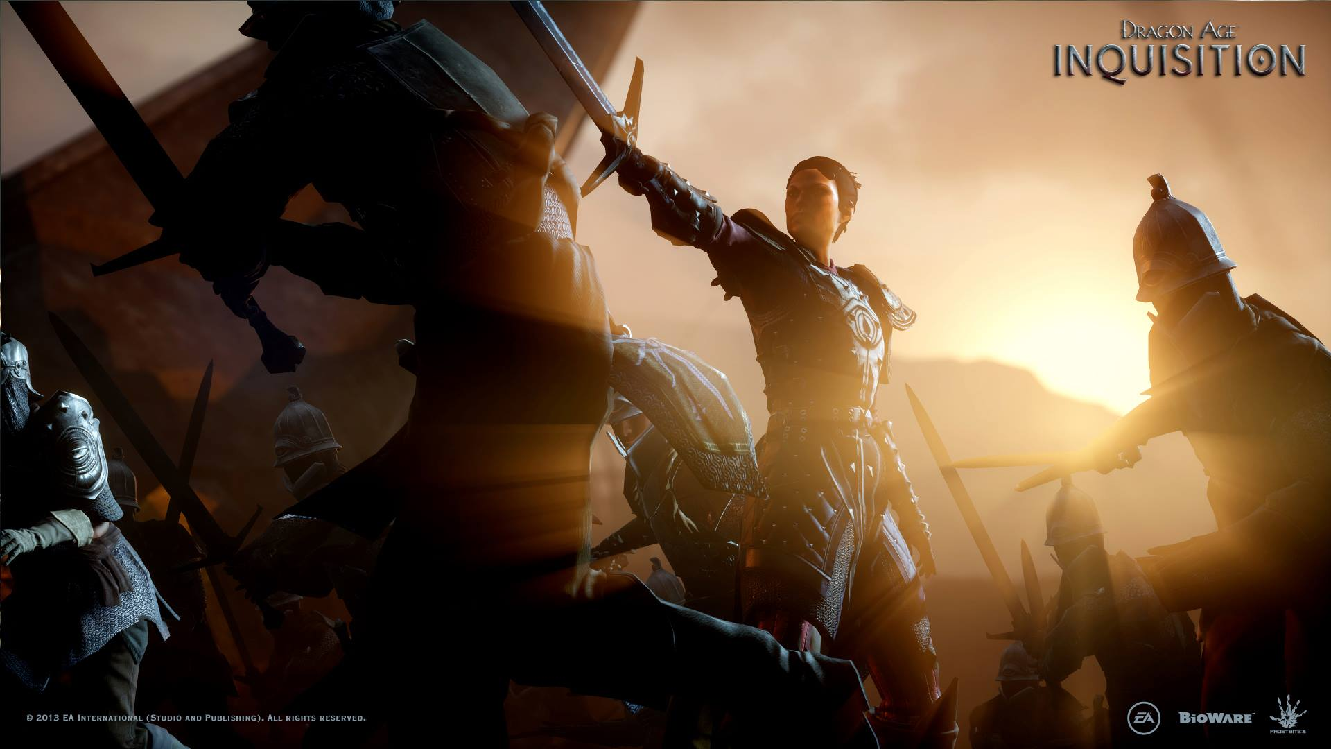 Así se ve Dragon Age: Inquisition con Frostbite 3 [Imagenes]