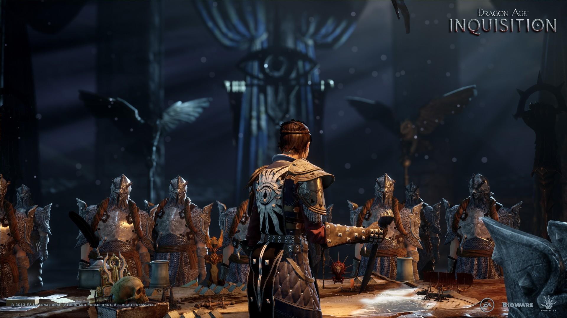 El sistema de creación de personajes en Dragon Age: Inquisition permite un amplio rango de opciones