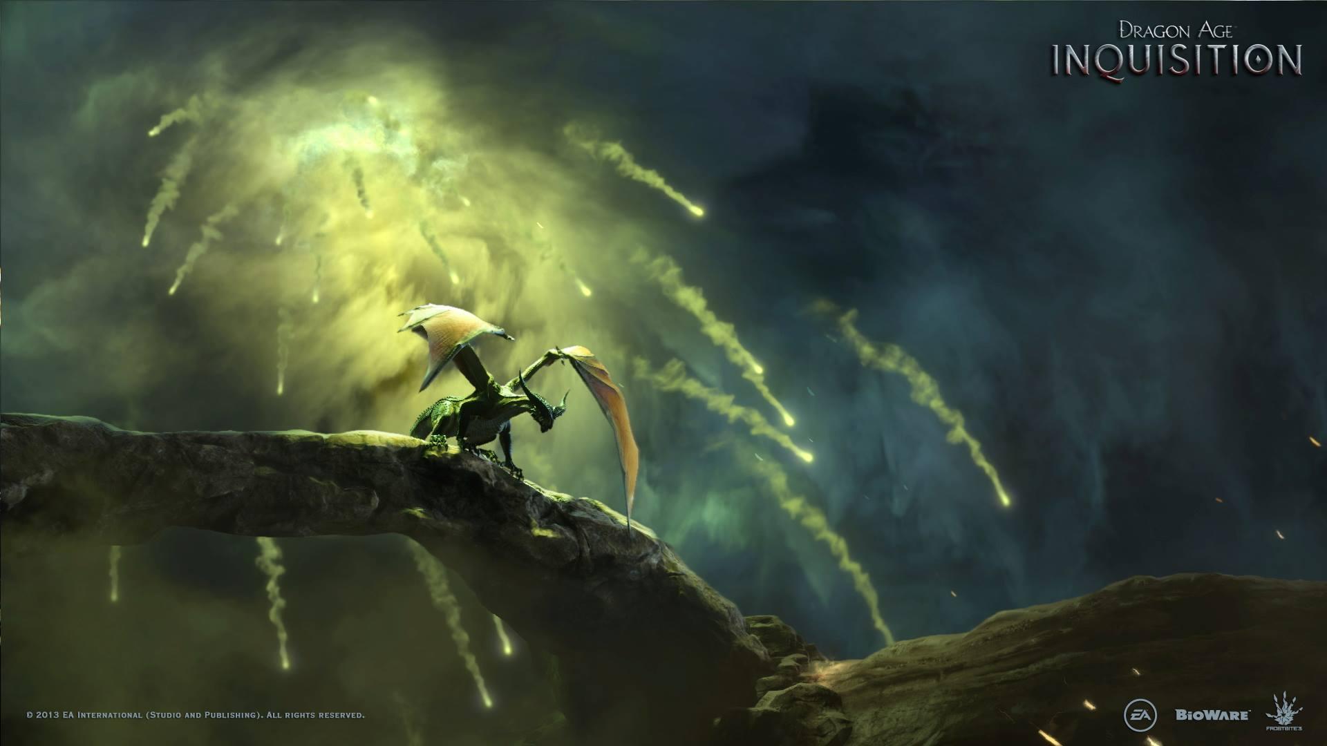Continuemos con otros 14 minutos de Dragon Age: Inquisition [Video]