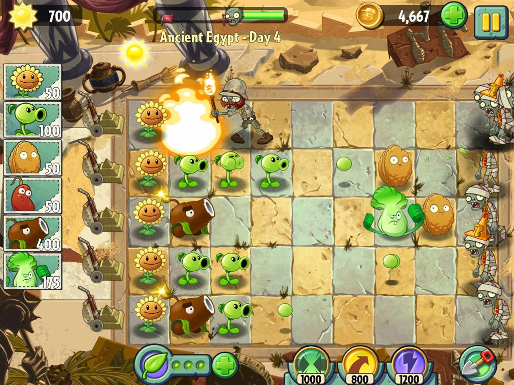 Plants VS Zombies 2: It's About Time llega el 18 de julio y sera totalmente free to play, pero... [Vídeo]