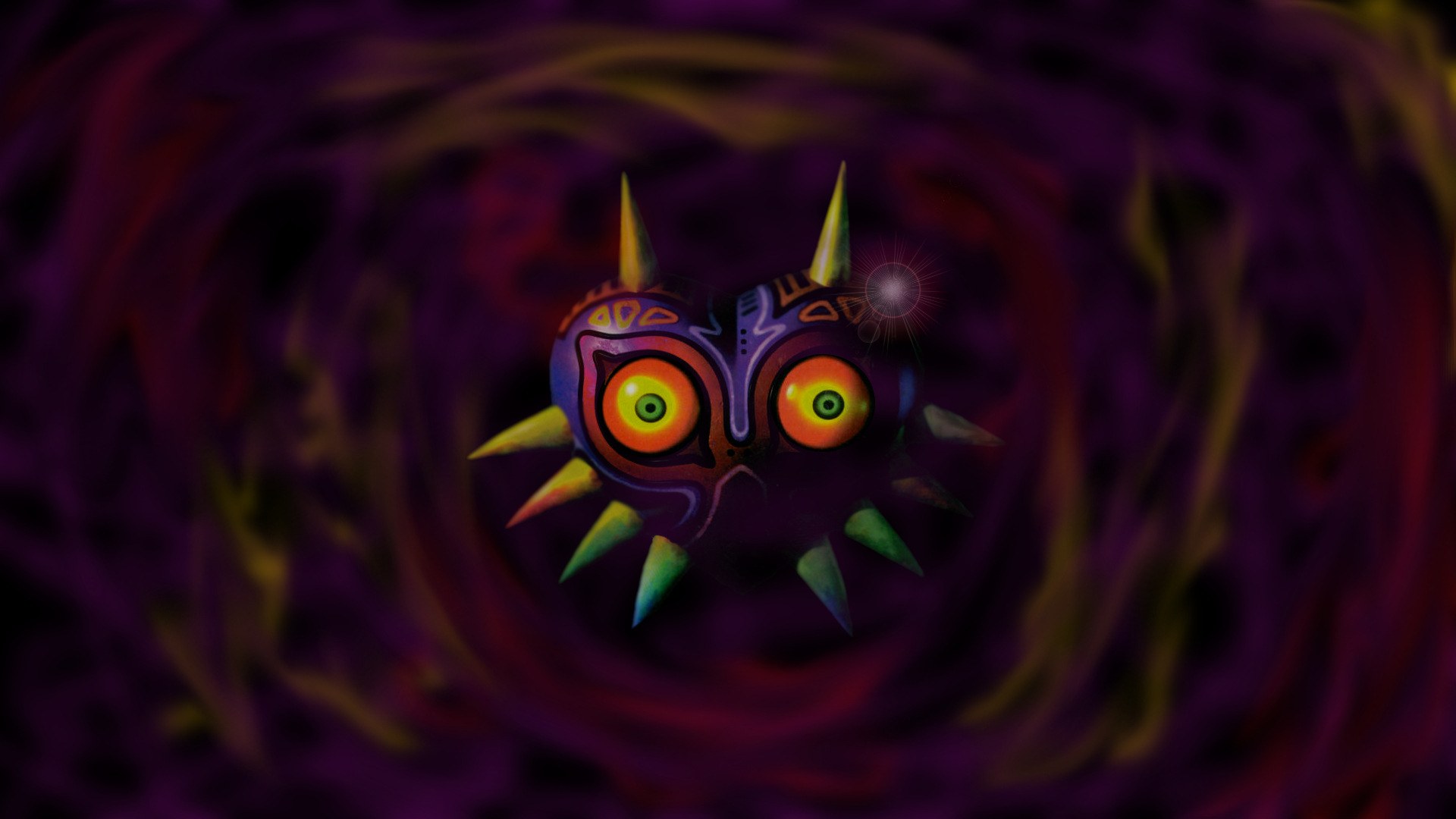 Miyamoto no descarta un remake de The Legend of Zelda: Majora's Mask