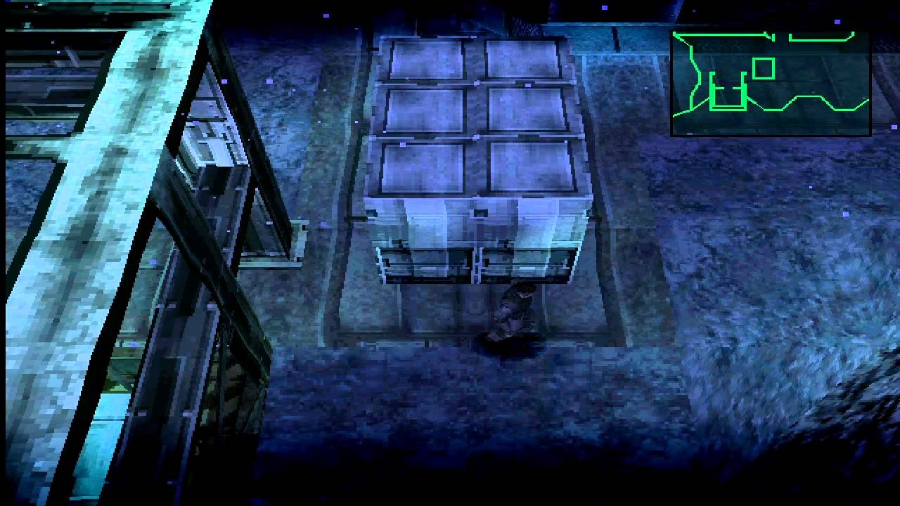 Creadores de Oddworld interesados en hacer el Remake de Metal Gear Solid