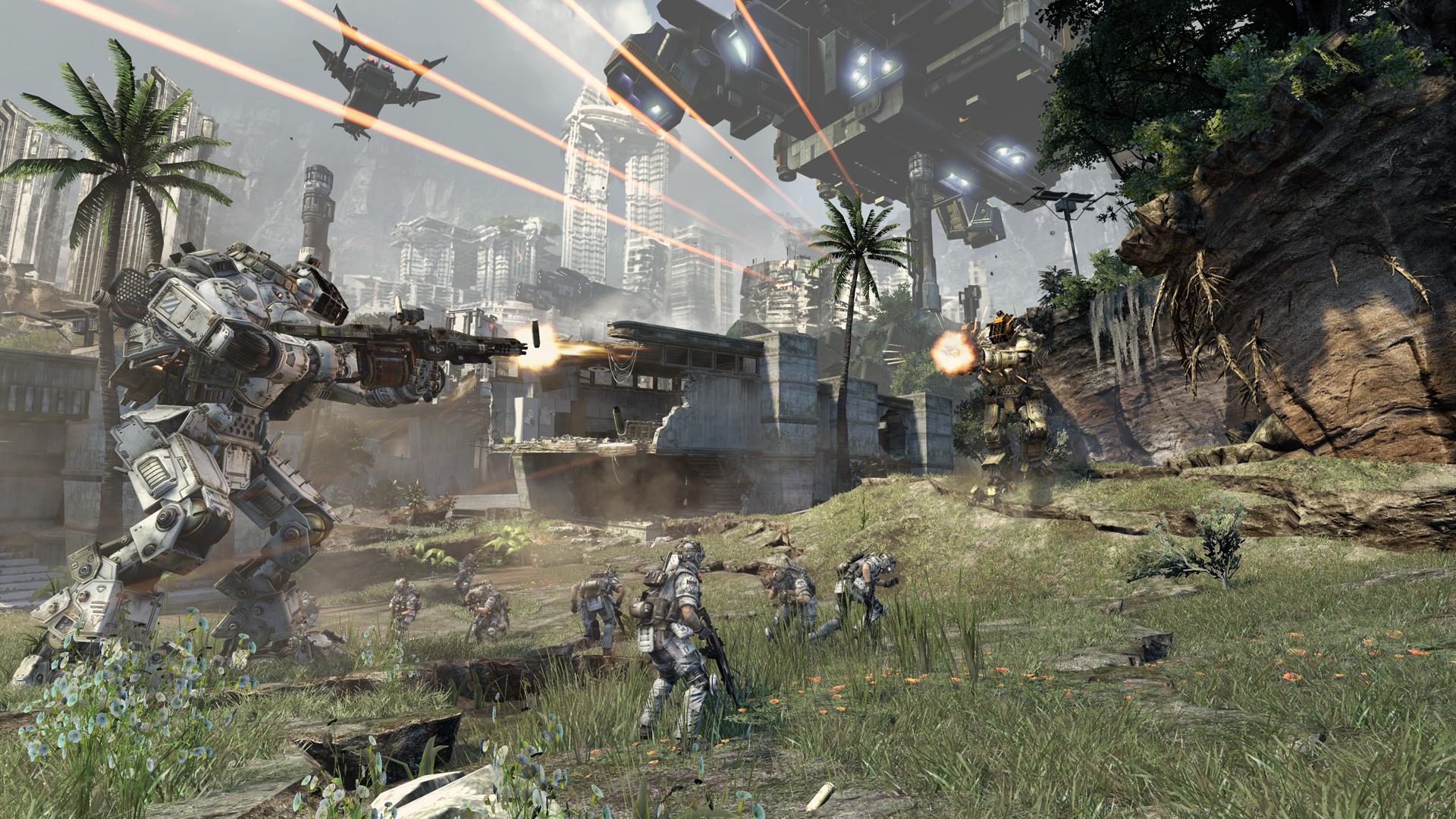 """Titanfall muestra un poco más de gameplay en este vídeo """"detrás de las escenas"""" [Video]"""