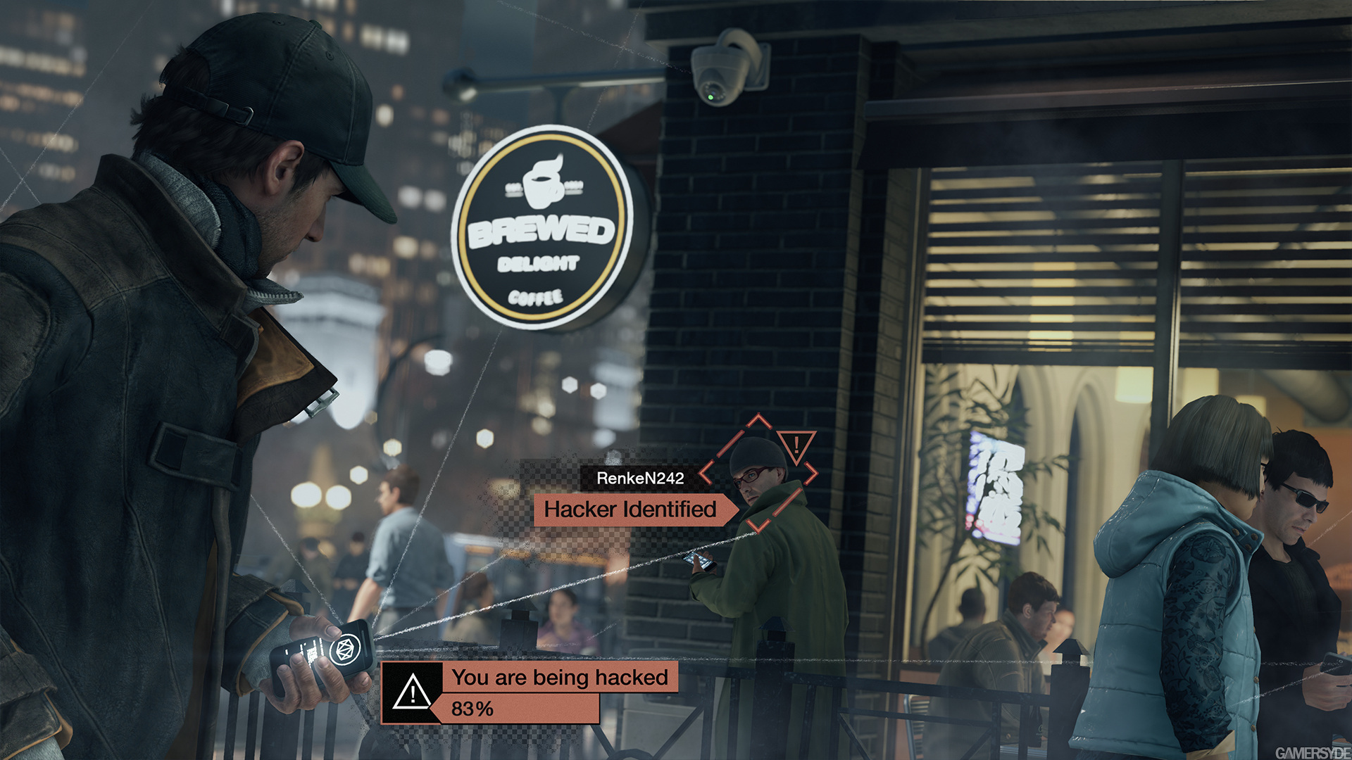 Filtrado video del modo multijugador de Watch Dogs [Video]