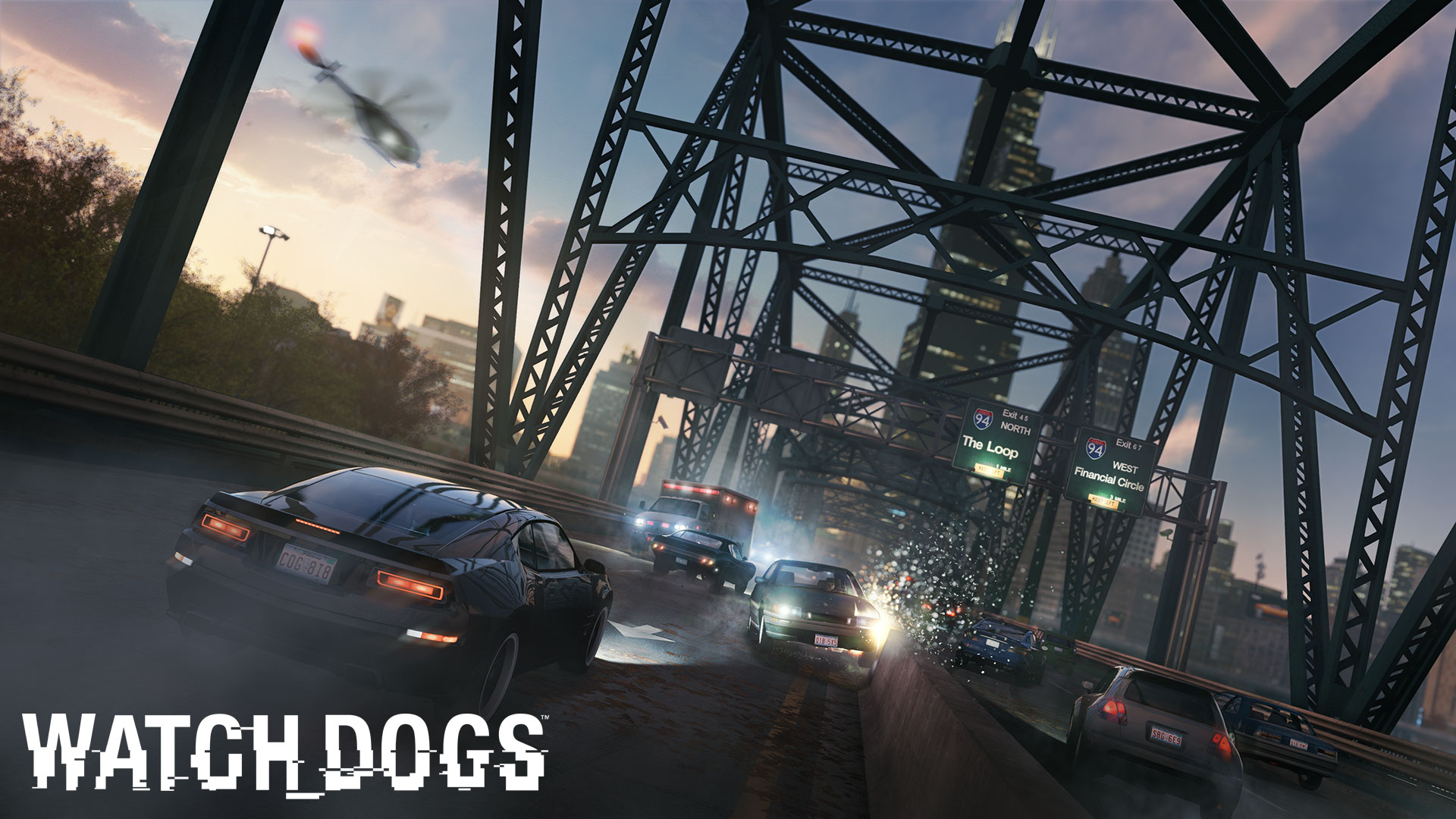 Filtrado video CGI de Watch Dog [E3 2013]