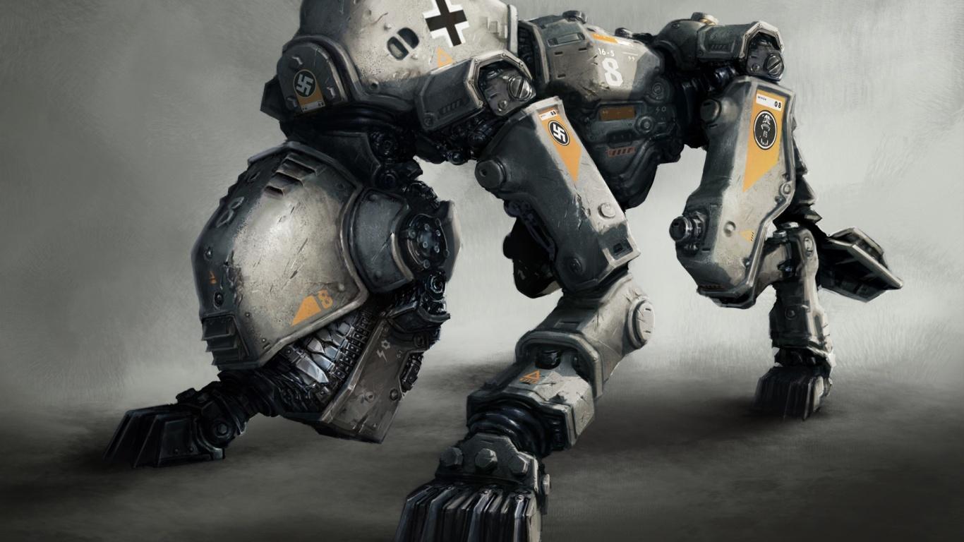Más novedades de Wolfenstein: The new Order [OMG E3 trailer!]