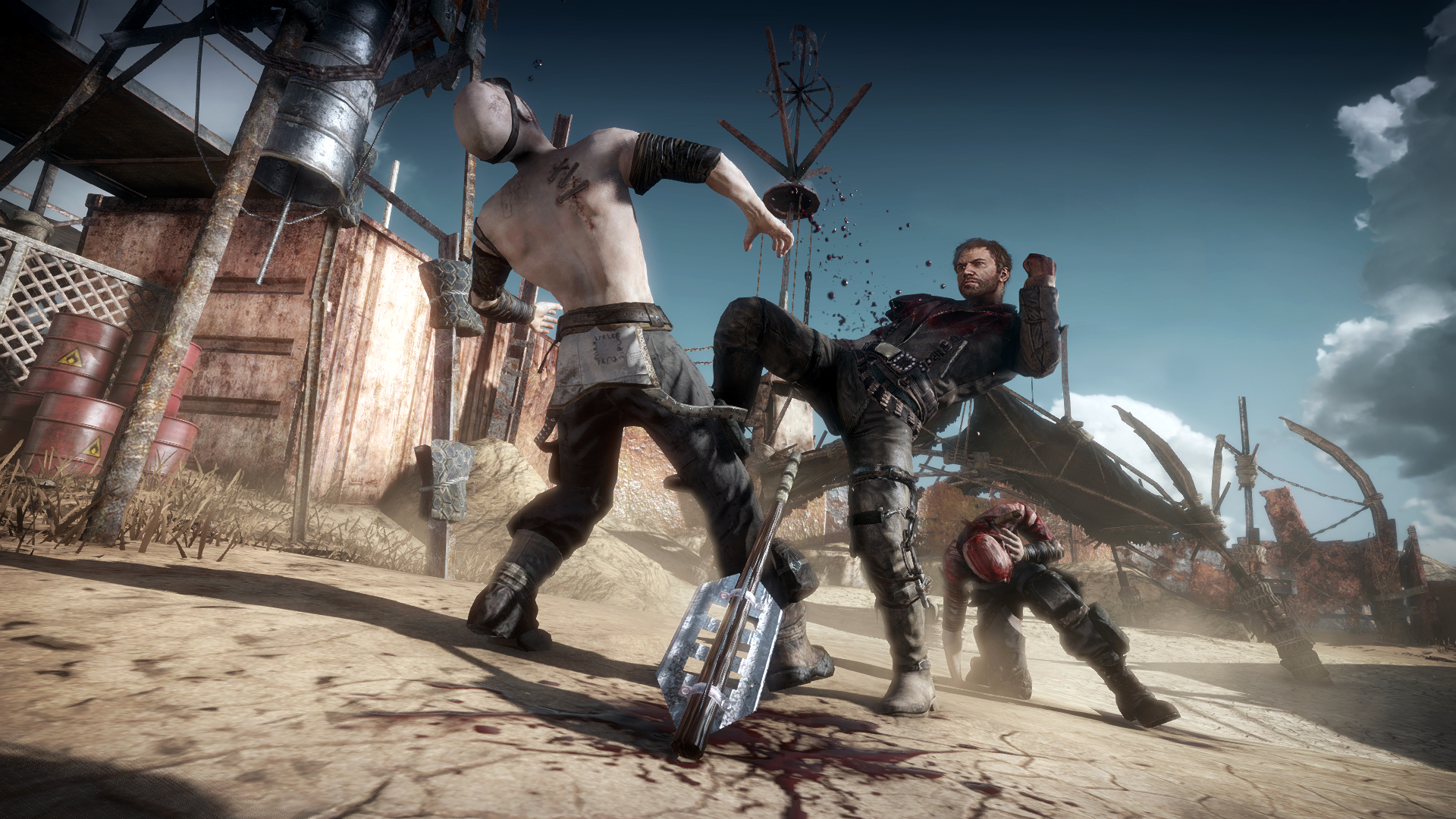 Gameplay Trailer de Mad Max [Video]