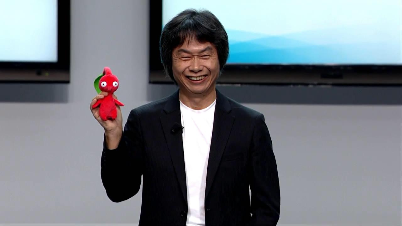 Miyamoto esta trabajando en una nueva franquicia [Anuncios]