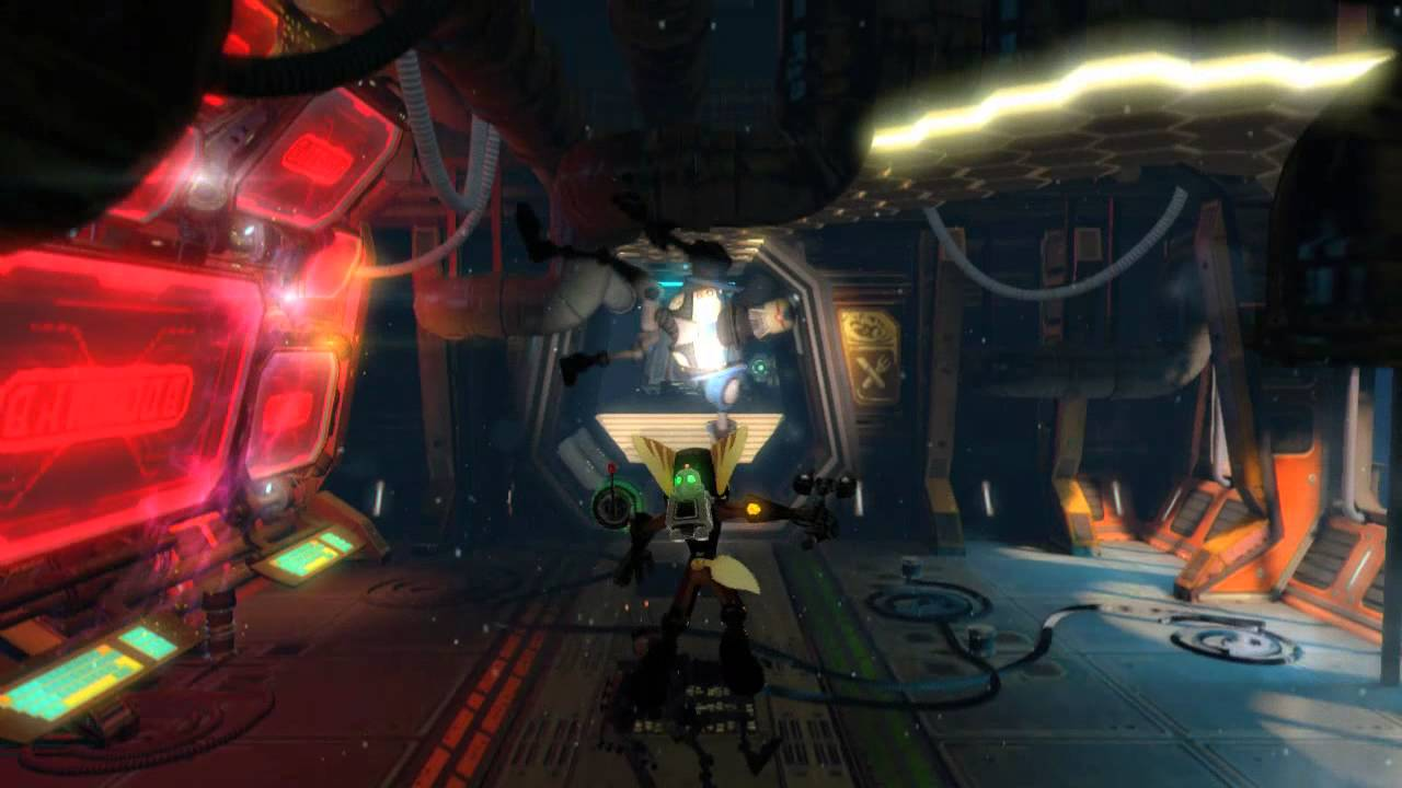 Anunciado Ratchet and Clank: Into the Nexus