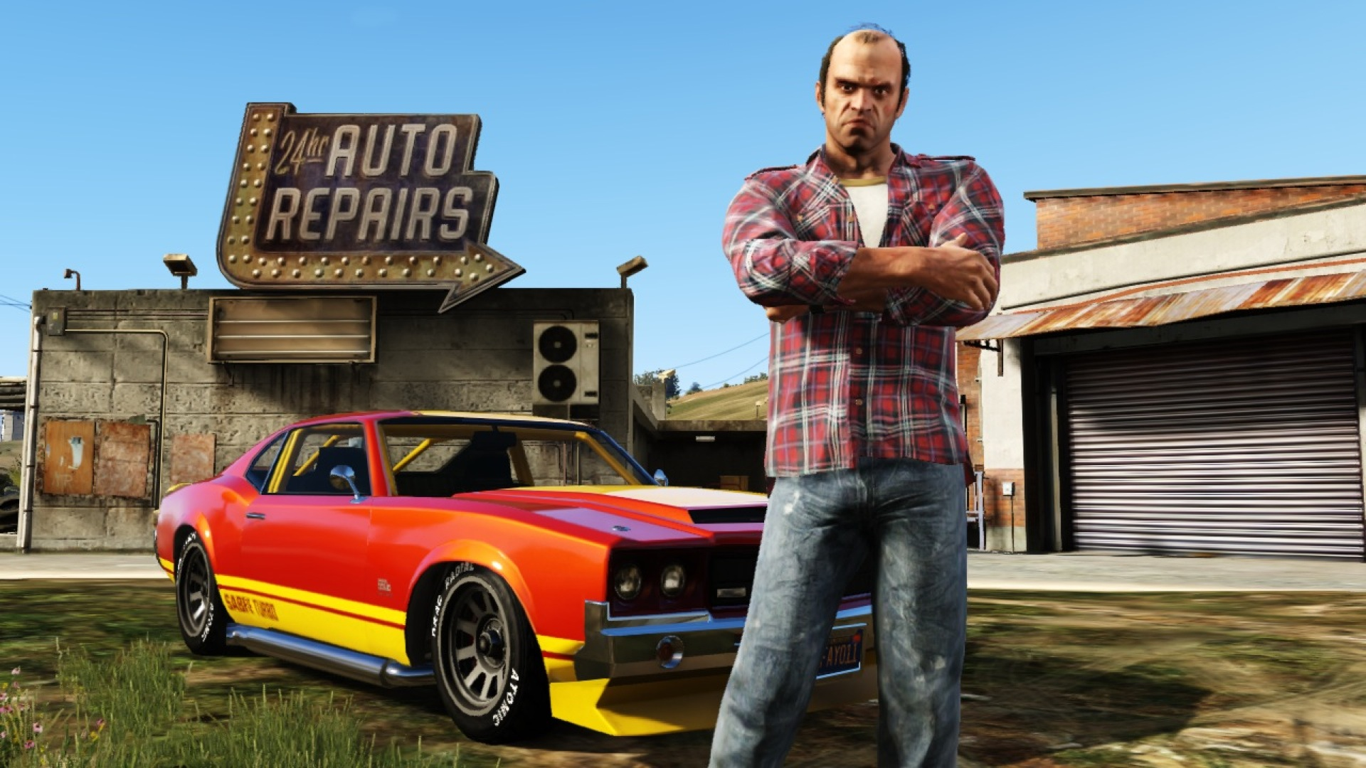Grand Theft Auto V y la personalización de armas y autos [TAKE MY MONEY]