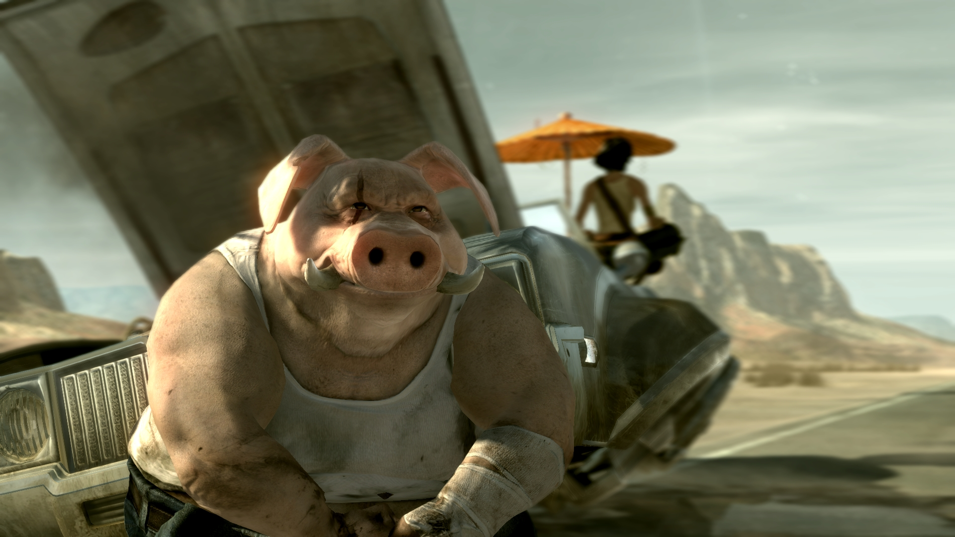 Ubisoft habla sobre Beyond Good & Evil 2 [Vaporware News]