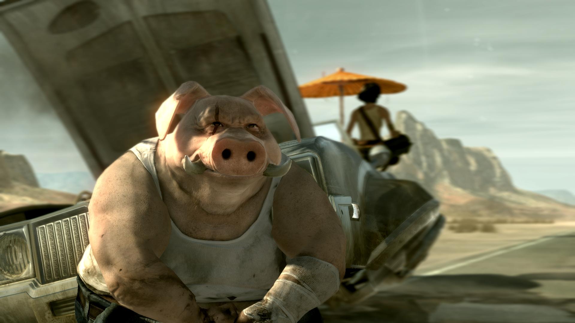 Ubisoft habla sobre Beyond Good & Evil 2 [Vaporware News]