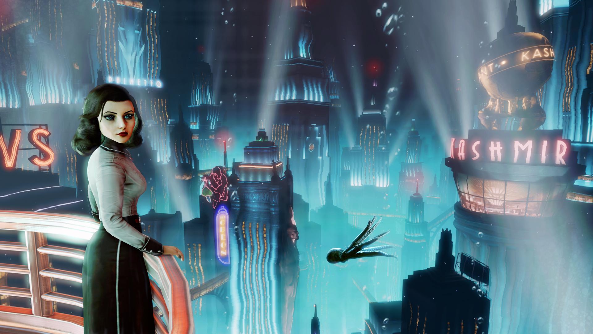 De la nada apareció el primer DLC para Bioshock Infinite y se anuncio el segundo [Vídeos]