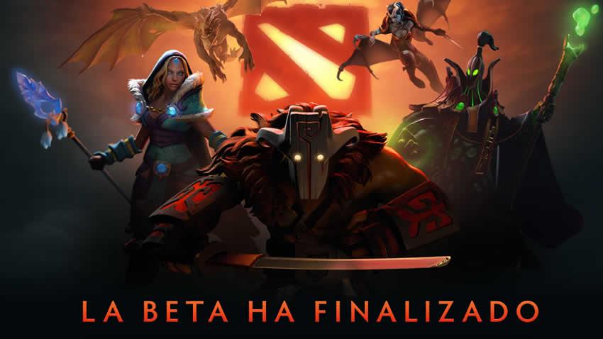 Dota 2 deja de ser beta, pasa a ser Free 2 Play [Valve]