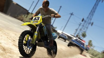Llegaron 5 minutos de gameplay de Grand Theft Auto V [Video]