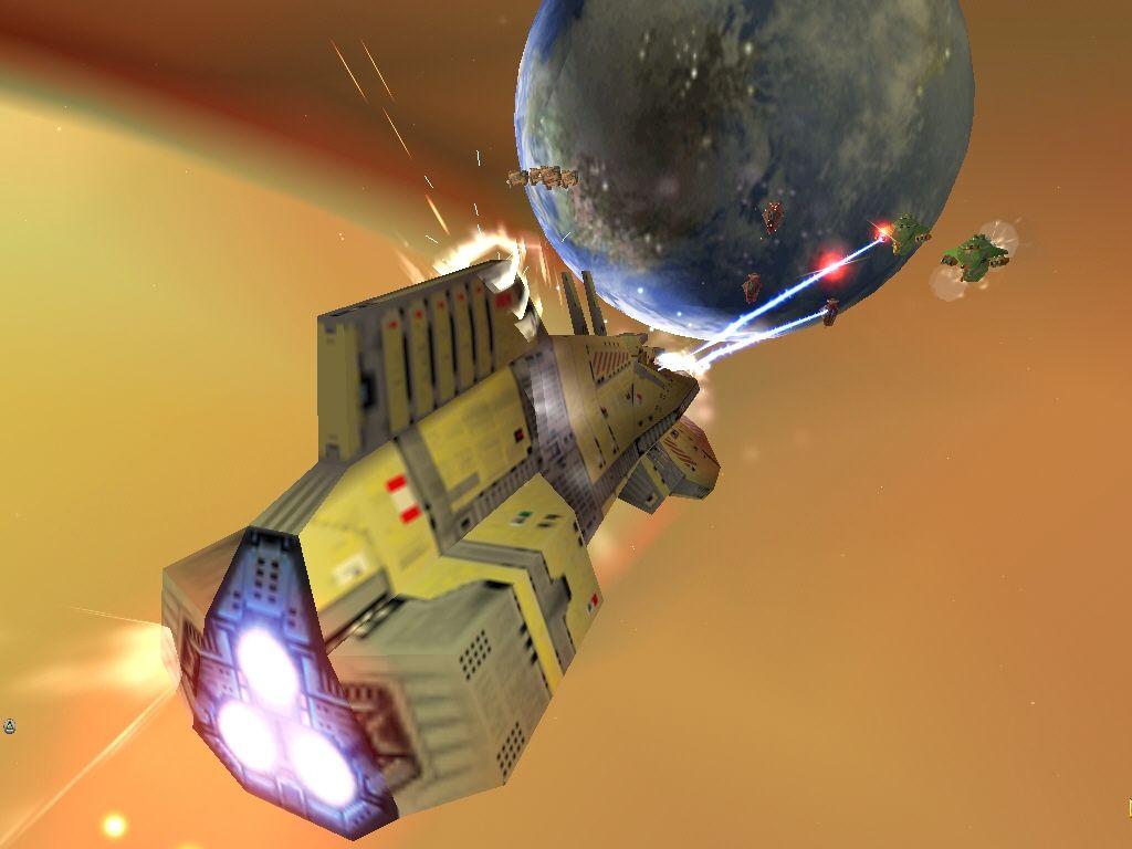 Anunciado el desarrollo de remakes HD de Homeworld 1 y 2 para PC, por parte de Gearbox