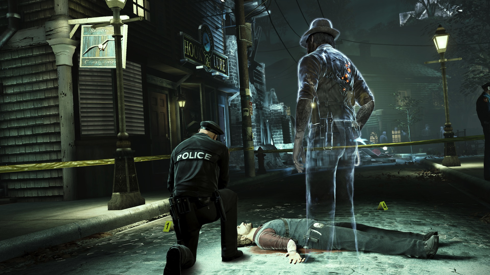 25 minutos de gameplay de Murdered: Soul Suspect [Video]