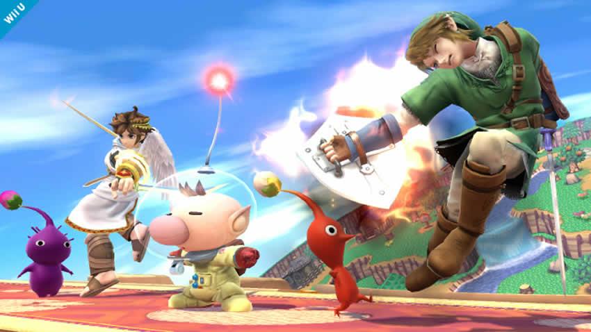 Olimar se une a la parrilla de luchadores del nuevo Super Smash Bros