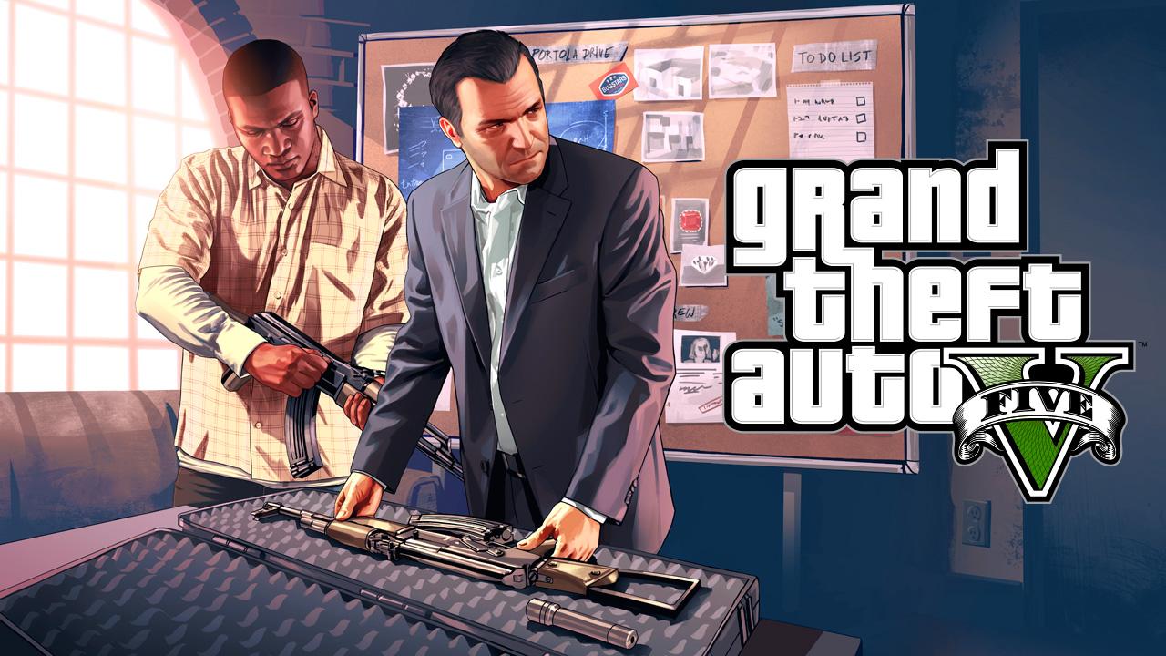 Trailer oficial de Grand Theft Auto V, al fin! [Video]