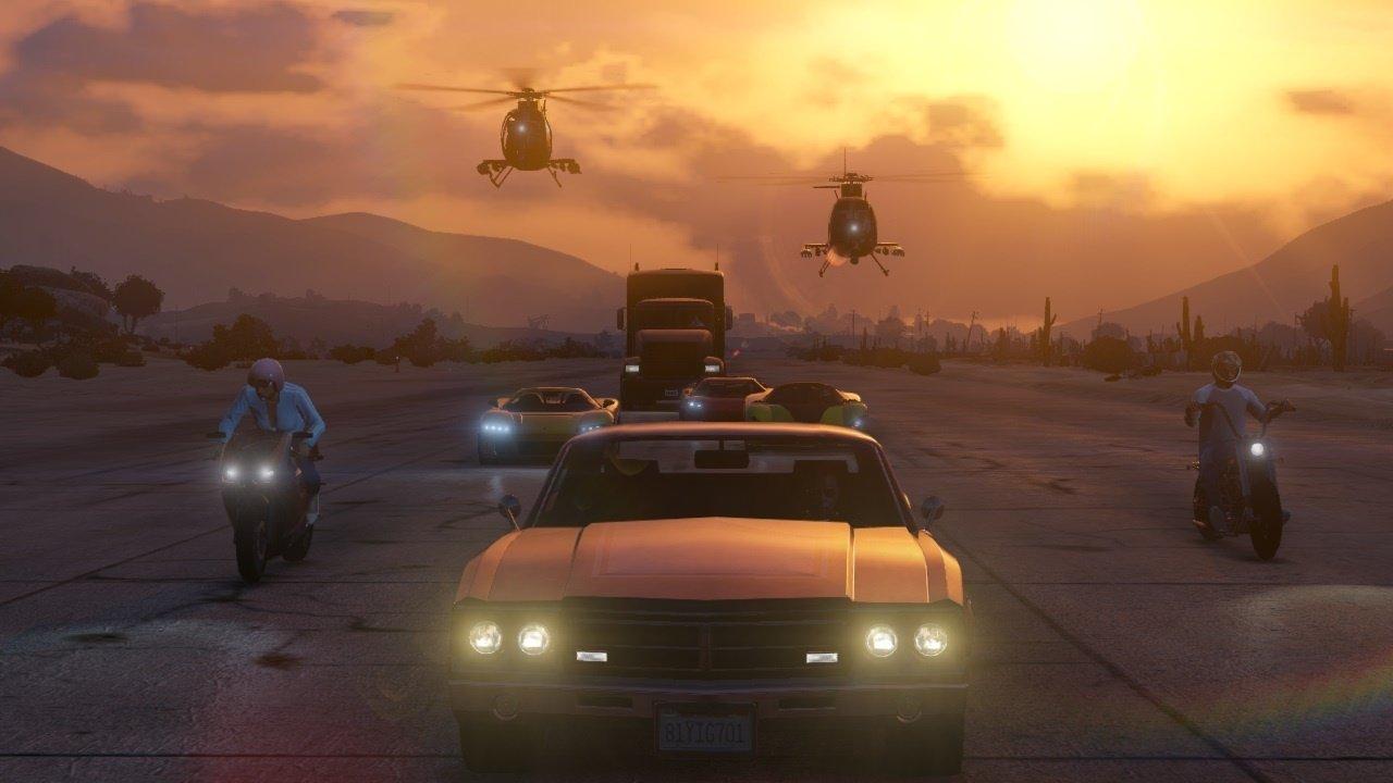 Veamos de que se trata Grand Theft Auto Online [Anuncios]