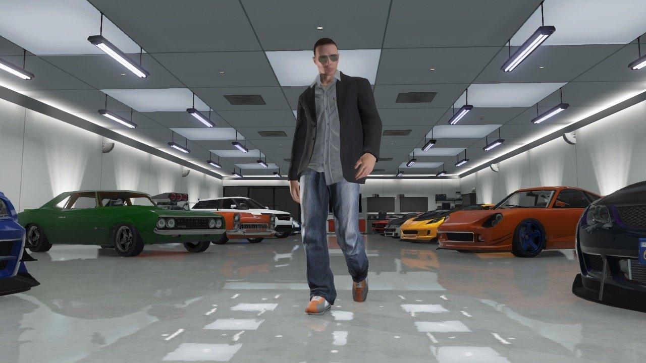 Lista completa de departamentos, garages y sus precios en GTA V Online [GTA:O]