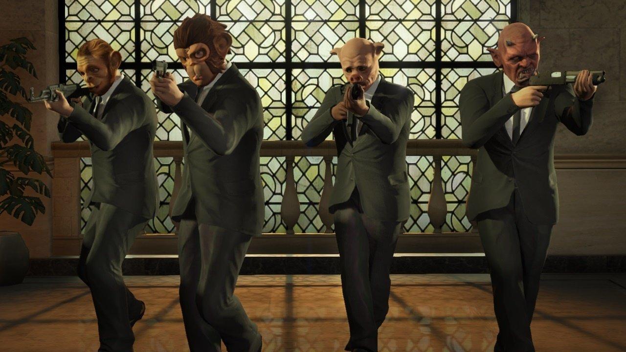 Lista completa de items desbloqueables según rango en GTA V Online