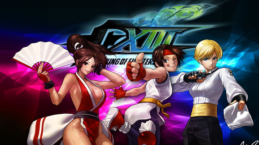 Aparece trailer de anuncio de King of Fighters XIII para Steam [Video]